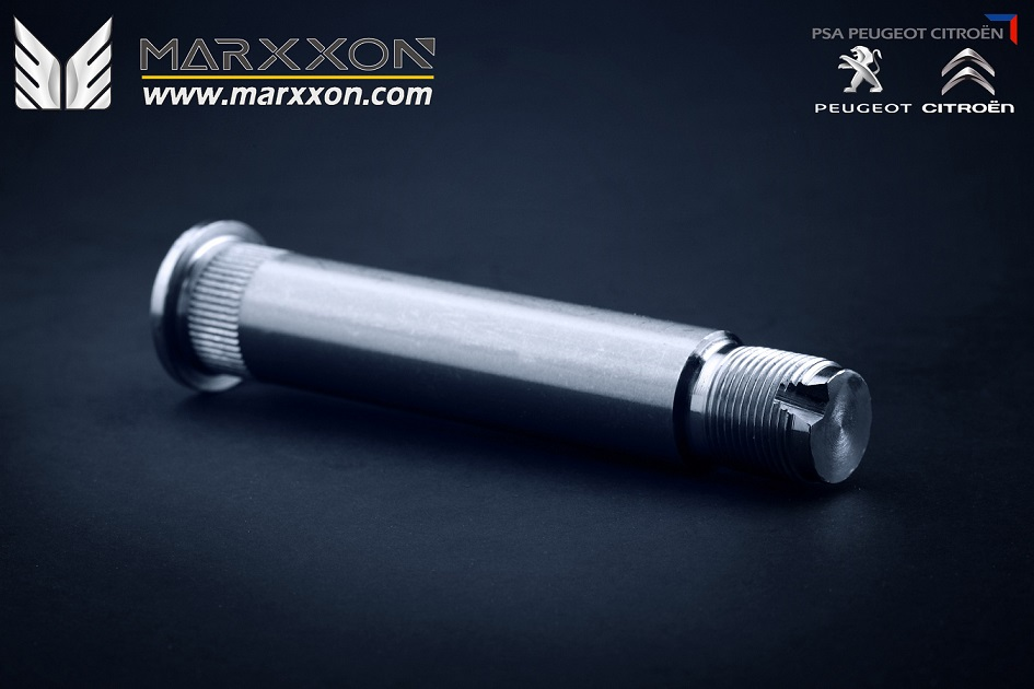 Citroen Saxo VTS Axle Pin FUSÉE suspension system WD 0822A | MARXXON ...