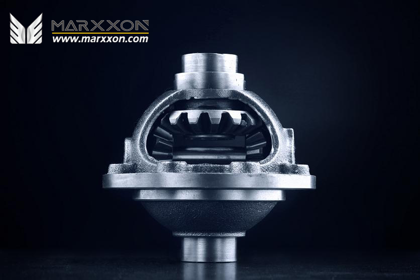 open differential for mini car | marxxon | peugeot citroen rear axle train  arrière,driveshaft,differential